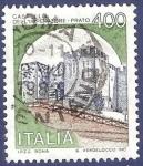 Sellos de Europa - Italia -  ITA Castello 400 (2)