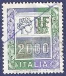 Sellos de Europa - Italia -  ITA Vangelli 2000