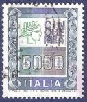 Stamps Italy -  ITA Vangelli 5000