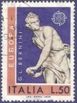 Stamps Italy -  ITA Bernini CEPT 50