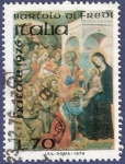 Stamps Italy -  ITA Natale 1976 70