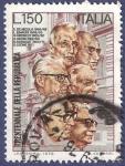 Stamps Italy -  ITA Trentennale 150