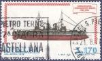 Stamps Italy -  ITA Corazzata 170