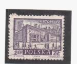 Stamps Poland -  Katowice