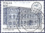Sellos de Europa - Italia -  ITA Scuola Telecomunicazioni 800