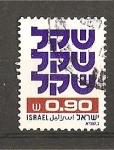 Stamps Israel -  Serie Basica.