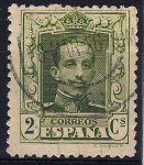 Stamps : Europe : Spain :  310 Alfonso XIII