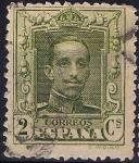 Sellos de Europa - España -  310 Alfonso XIII