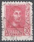 Stamps : Europe : Spain :  844 Fernando el católico (2)