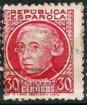 Stamps : Europe : Spain :  687 Jovellanos. (1)