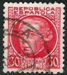 Stamps : Europe : Spain :  687 Jovellanos.