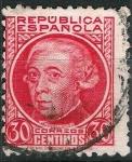Stamps : Europe : Spain :  687 Jovellanos (3)