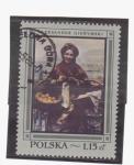 Sellos de Europa - Polonia -  aleksander gierymski