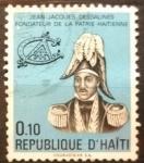 Sellos de America - Haití -  Jean-Jacques Dessalines