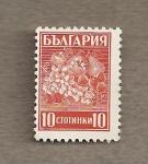 Sellos de Europa - Bulgaria -  Racimo uvas