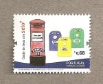 Stamps Portugal -  Promoción correo escolar