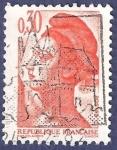 Sellos de Africa - Francia -  FRA Yvert 2182 Liberté 0,30