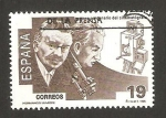 Stamps : Europe : Spain :  3362 - Centº del cinematógrafo, Hermanos Lumiere