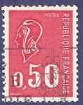 Sellos de Europa - Francia -  FRA Yvert 1664 Marianne de Béquet 0,50