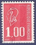 Sellos de Europa - Francia -  FRA Yvert 1892 Marianne de Béquet 1,00