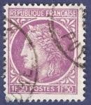 Sellos de Europa - Francia -  FRA Yvert 679 Cérès de Mazelin 1,50