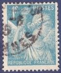 Sellos de Europa - Francia -  FRA Yvert 650 Iris 1,00