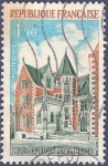 Stamps France -  FRA Yvert 1759 Le Clos-Lucé a Amboise 1,00