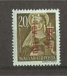 Stamps Hungary -  15cts/€