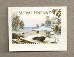 Sellos de Europa - Finlandia -  Pintura de Von Wright