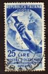 Stamps Italy -  Muestra del trabajo italiano en otras regiones