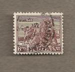 Stamps Hungary -  Caballo del Konaran