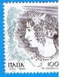 Stamps : Europe : Italy :  G. Toffoletti