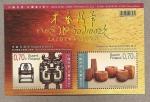 Stamps Finland -  Emisión conjunta con Hong Kong