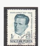 Sellos de Europa - Hungría -  klliá györgy 1907-1943