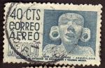 Stamps Mexico -  San Luis Potosi Arqueologia