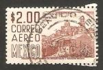 Stamps Mexico -  arquitectura colonial, guerrero