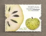 Sellos de Europa - Portugal -  Chirimoya