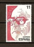 Sellos de Europa - España -  Personajes / Salvador Espriu.