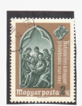 Stamps of the world : Hungary :  600 anversario