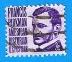 Stamps United States -  Fransis Parkman