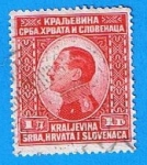 Stamps Europe - Serbia -  Personaje
