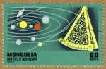 Stamps Mongolia -  Espacio