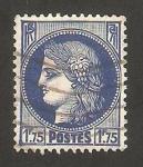 Stamps France -  ceres
