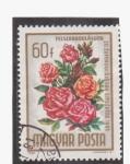 Sellos de Europa - Hungría -  serie plantas