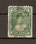 Stamps America - United States -  Hawaii /