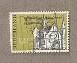 Sellos de Europa - Holanda -  Hall de los caballeros La Haya