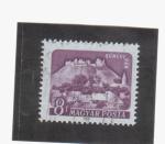 Stamps Hungary -  sümegi vár