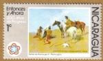 Stamps America - Nicaragua -  200 Años de Progreso