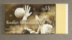 Stamps Germany -  Campeonato mundial de Balonmano