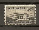 Stamps America - United States -  Pan American Union Building /Washington